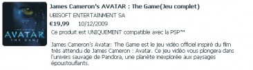avatar-playstation-store