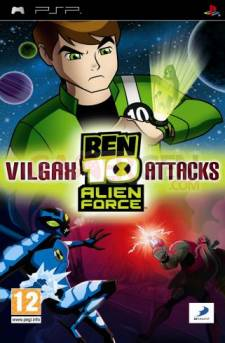 BEN 10 ALIEN FORCE, Vilgax Attacks