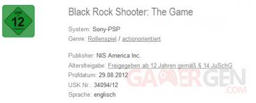Black Rock Shooter - 1