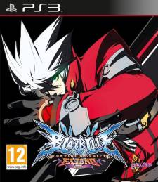 Blazblue Continuum Shift Extend - jaquette