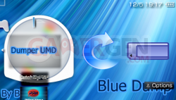 Blue Dumper