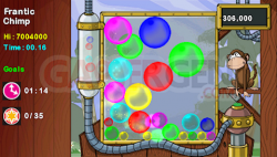 Bubble Trubble