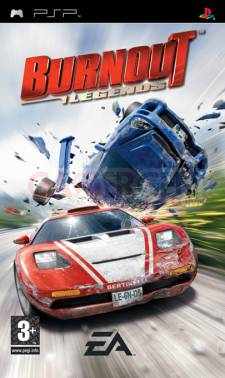 burnout legend-psp