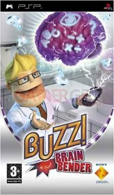 BUZZ BRAIN TWISTER PSP