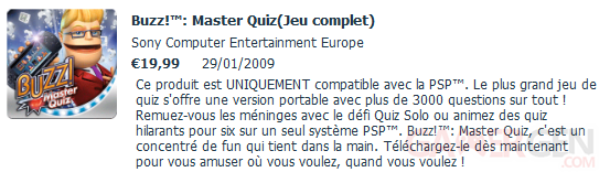 Buzz Master Quizz