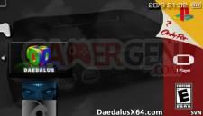 Daedalusx64 rev 580 001