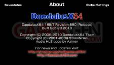 Daedalusx64 rev 580 004