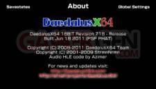 DaedalusX64 rev 718 002