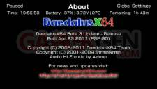 Daedalus X64 Beta 3 Fix - Logo