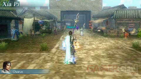 dynasty warriors strikeforce ville