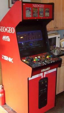 émulateur image (Neo-Geo MVS)