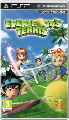 everybody s Tennis cover