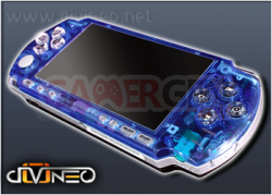 Faceplates PSP 3000