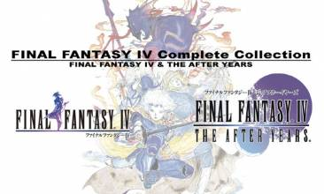 Final fantasy IV Complete Edition