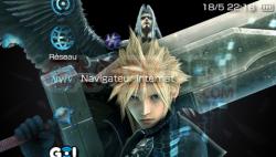 Final Fantasy VII Advent Children - 500 - 2