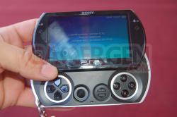 Firmware 5.70 PSP go Gamescom 2009 DSC_0581