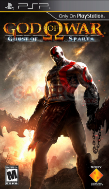 God of War Ghost of Sparta Jaquette