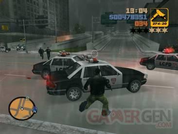 Grand Theft Auto 3.