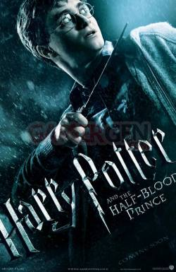 Harry Potter et le Prince de sange mêklé