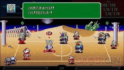 Heroes Vs. screenshot