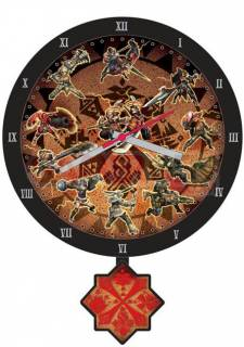 horloge-monster-hunter