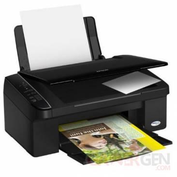 Image imprimate Epson
