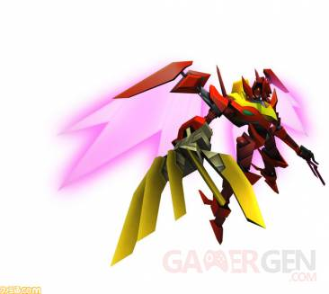 Image robot The Battle Robot Spirits (5)