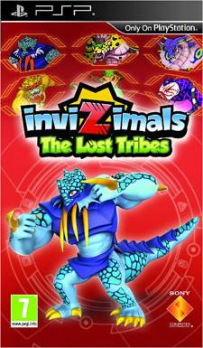 invizimals lost tribes