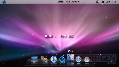 iPSP OS X