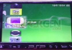 ir shell psp 3000 (2)