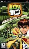 jaquette : Ben 10 : Protector of Earth
