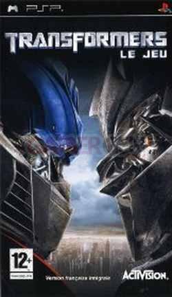 jaquette Transformers