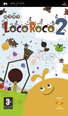 Jaquette locoroco2