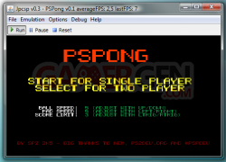 JPCSP v0.3 revision1128 1