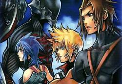 Kingdom Hearts Birth By Sleep test PSPGEN 2