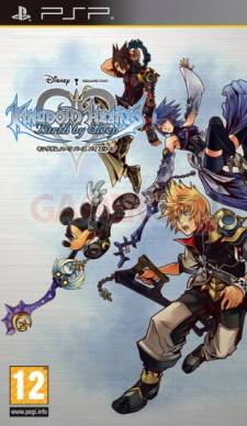 KINGDOM HEARTS, Birth by Sleep