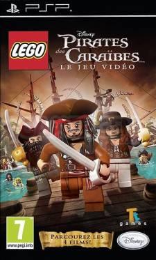 Lego Pirates des Caraïbes jaquette