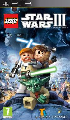 Lego Star Wars 3 jaquette