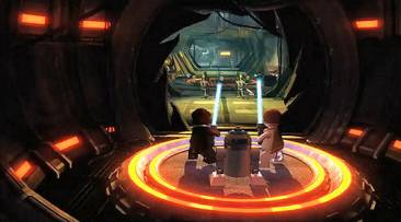 LEGO Star Wars III vidéo trailer E3 2010