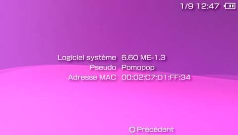 Light Custom Firmware 6.60 ME-1.3 004