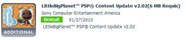 LPB game update