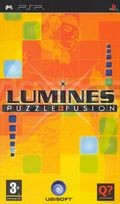 Lumines cover