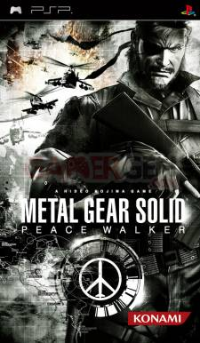METAL GEAR SOLID, Peace Walker