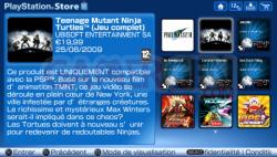 Mise à jour Playstation Store (7)