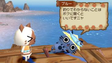 Monster Hunter Nikki PokaPoka Airu Village 10