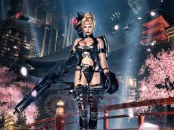 Ninja Gaiden - Rachel