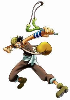 One Piece Romance Dawn - 16