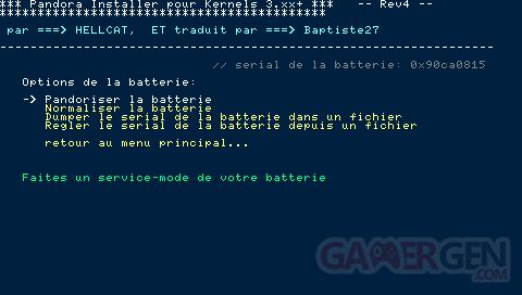 Pandora Installer - 7