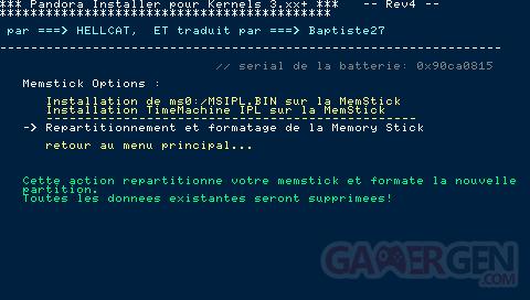 Pandora Installer R4 - 3