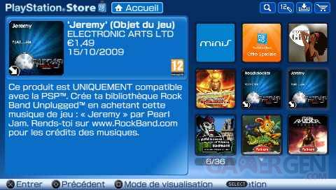 Playstation Store 15-10-09 - 4